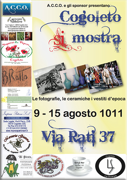 ACCO Associazione Culturale Cogoleto Otto